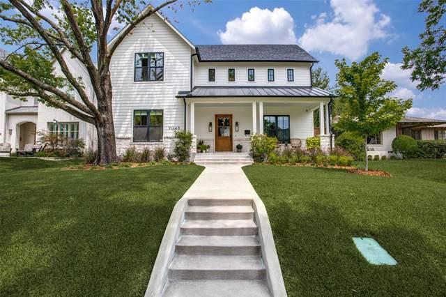 7043 Casa Loma Avenue, Dallas, TX 75214 (MLS #14636302) :: RE/MAX Landmark