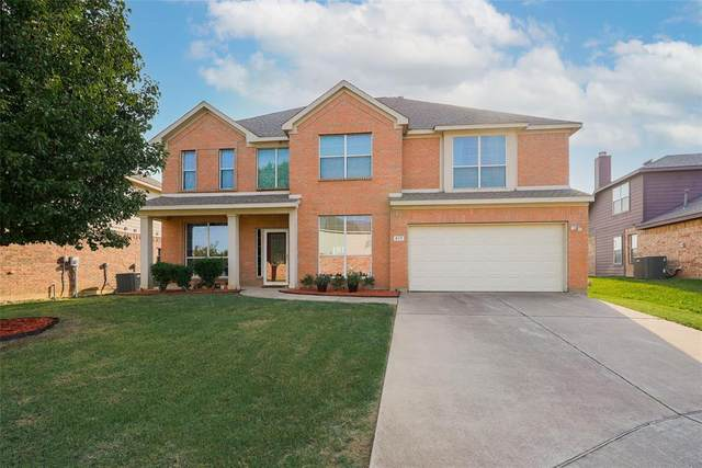 617 Roundrock Lane, Fort Worth, TX 76140 (MLS #14636304) :: The Mitchell Group