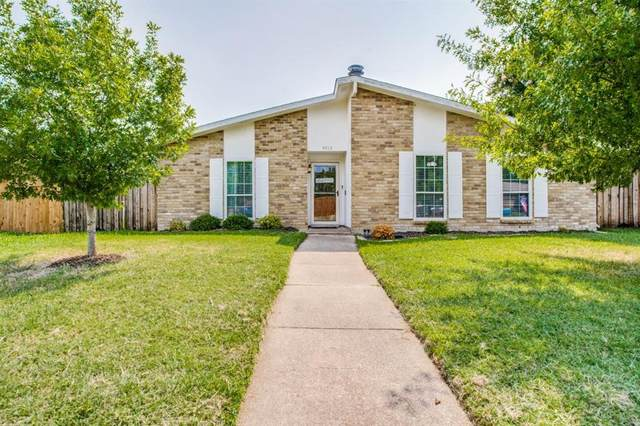 4913 Embers Trail, Grand Prairie, TX 75052 (MLS #14636322) :: The Barrientos Group