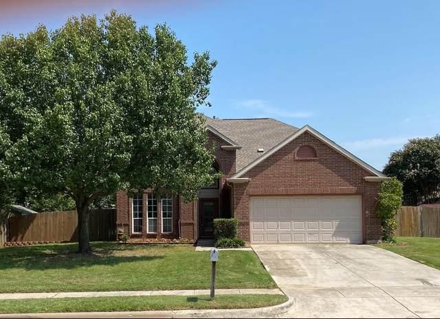 307 Double Oak Lane, Lake Dallas, TX 75065 (MLS #14636330) :: Real Estate By Design