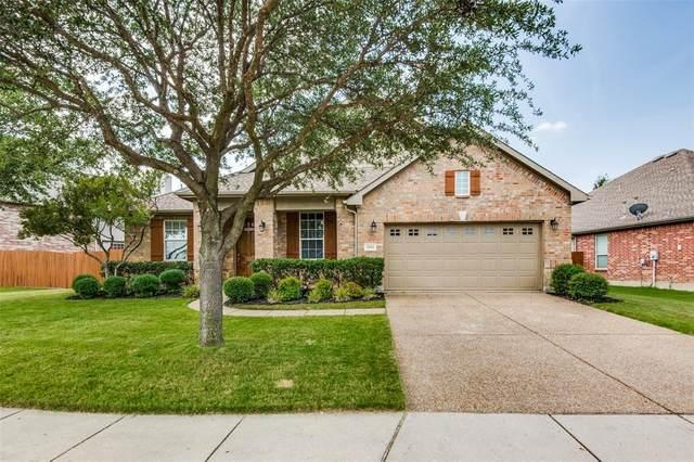 2644 Greyhawk Drive, Little Elm, TX 75068 (MLS #14636337) :: The Chad Smith Team