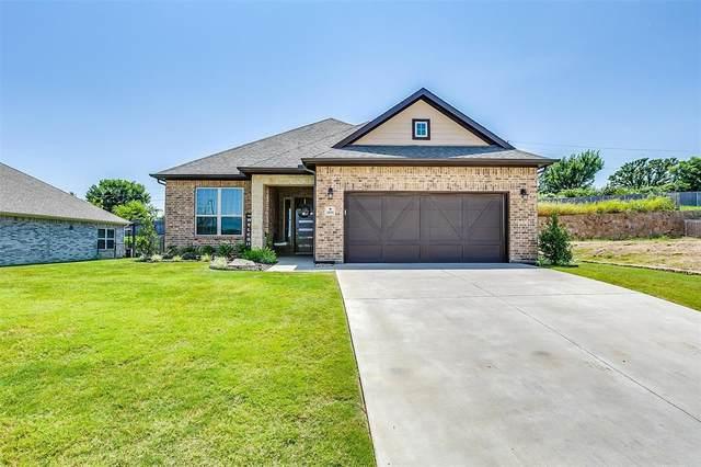 1094 Oak Knoll Drive, Burleson, TX 76028 (MLS #14636350) :: The Chad Smith Team
