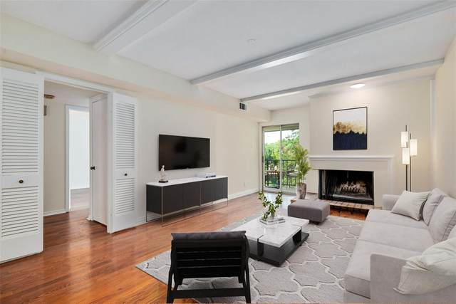 902 S Weatherred Drive 902-G, Richardson, TX 75080 (MLS #14636354) :: Real Estate By Design