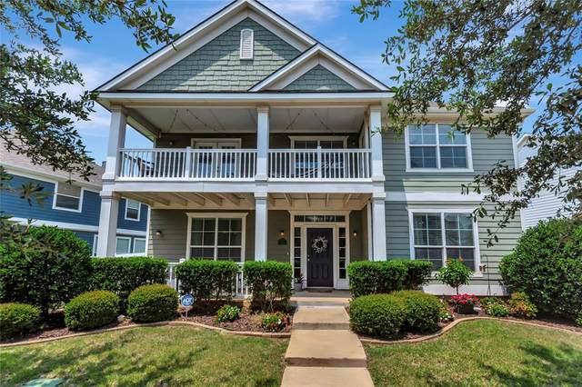1805 Prospect Lane, Providence Village, TX 76227 (MLS #14636356) :: Real Estate By Design