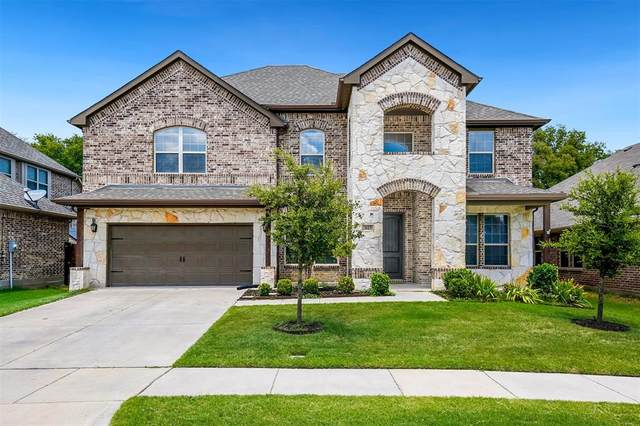 3613 Sequoia Lane, Melissa, TX 75454 (MLS #14636362) :: Russell Realty Group