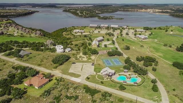 LT109 Green Briar Court, Possum Kingdom Lake, TX 76449 (MLS #14636371) :: Lisa Birdsong Group | Compass