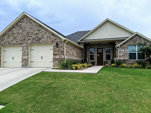 1505 Town Creek Circle, Weatherford, TX 76086 (MLS #14636382) :: All Cities USA Realty