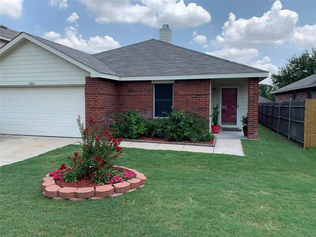 6804 Meadow Way Lane, Fort Worth, TX 76179 (MLS #14636393) :: Real Estate By Design