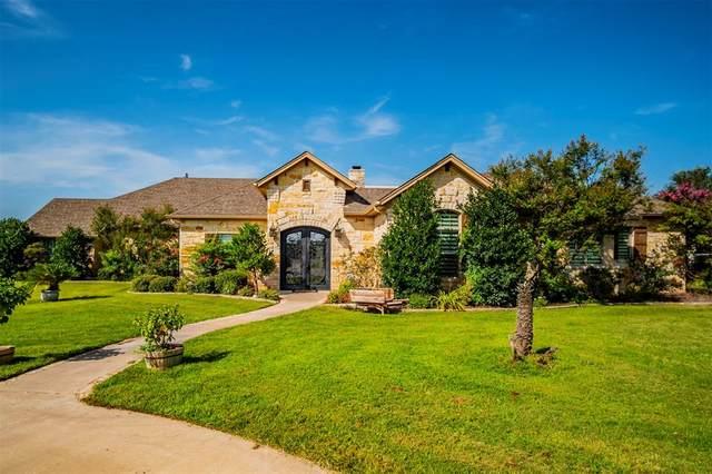 3506 Hopper Court, Granbury, TX 76048 (MLS #14636409) :: Real Estate By Design