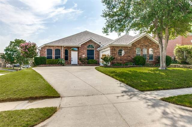 4613 Blue Mesa Lane, Mesquite, TX 75150 (MLS #14636415) :: Real Estate By Design