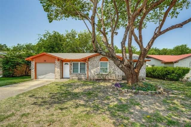738 Lisa Lane, Cedar Hill, TX 75104 (MLS #14636417) :: The Hornburg Real Estate Group