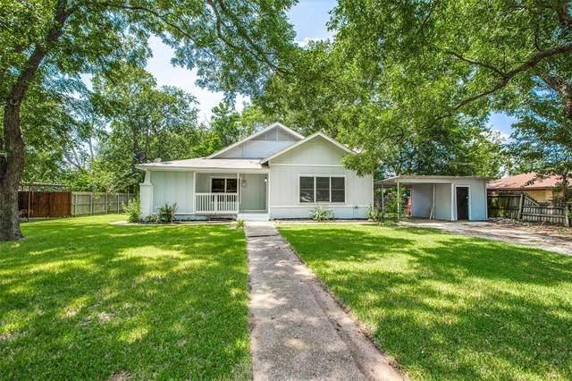 202 Grayson Street, Pottsboro, TX 75076 (MLS #14636418) :: The Chad Smith Team
