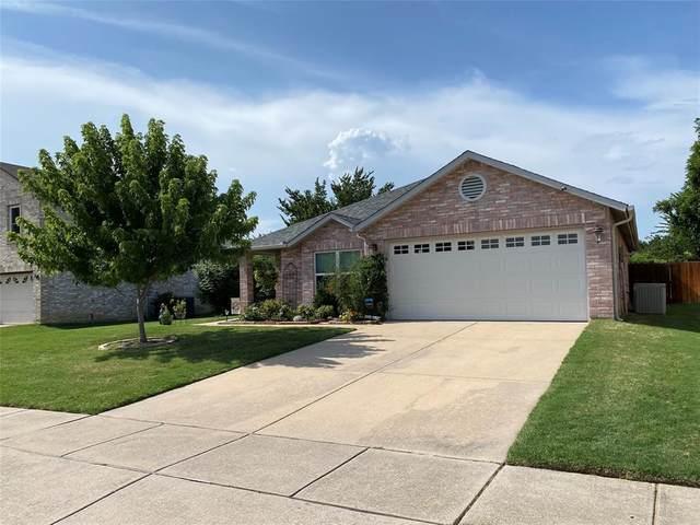 2803 Custer Drive, Corinth, TX 76210 (MLS #14636420) :: Team Tiller