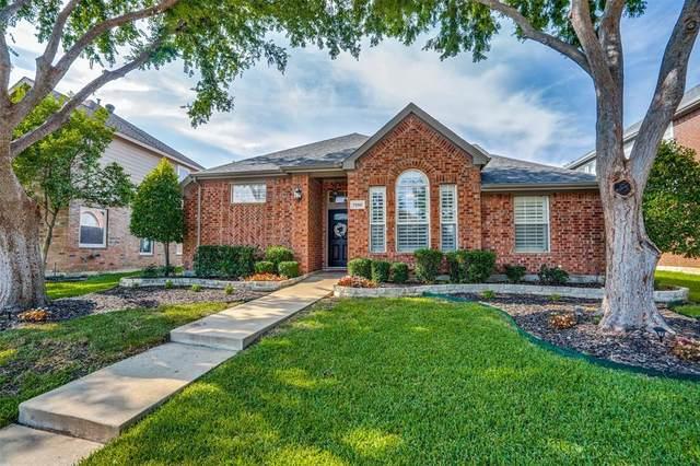 7260 Prairie Flower Lane, Frisco, TX 75033 (MLS #14636427) :: Real Estate By Design