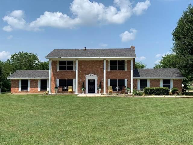 508 Bradshaw Street, Terrell, TX 75160 (MLS #14636444) :: Wood Real Estate Group