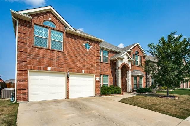 9729 Saltbrush Street, Fort Worth, TX 76177 (MLS #14636447) :: VIVO Realty