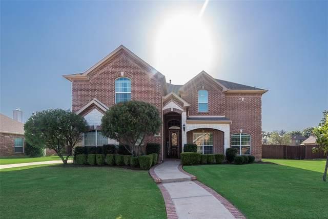 1101 Shady Rest Lane, Corinth, TX 76208 (MLS #14636456) :: Wood Real Estate Group