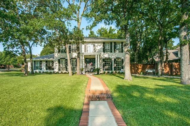 708 Lafayette Drive, Denton, TX 76205 (MLS #14636457) :: Potts Realty Group