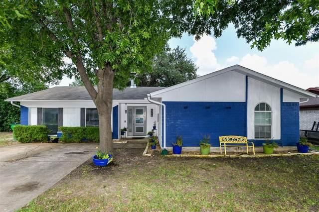 6716 Mccoy Drive, Watauga, TX 76148 (MLS #14636464) :: Real Estate By Design