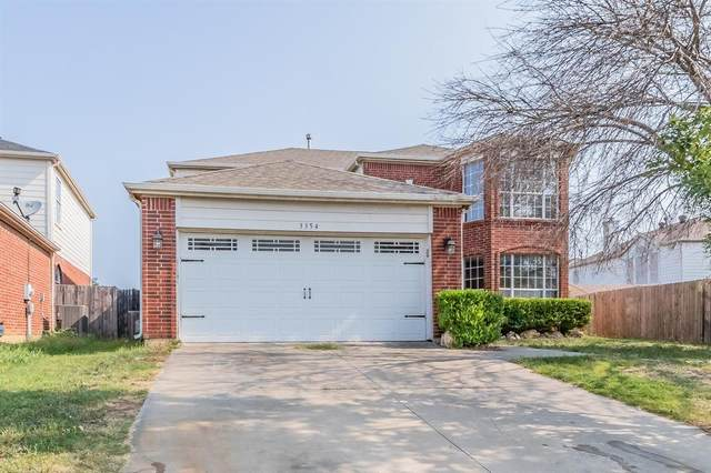 3354 Roddy, Fort Worth, TX 76123 (MLS #14636468) :: Real Estate By Design