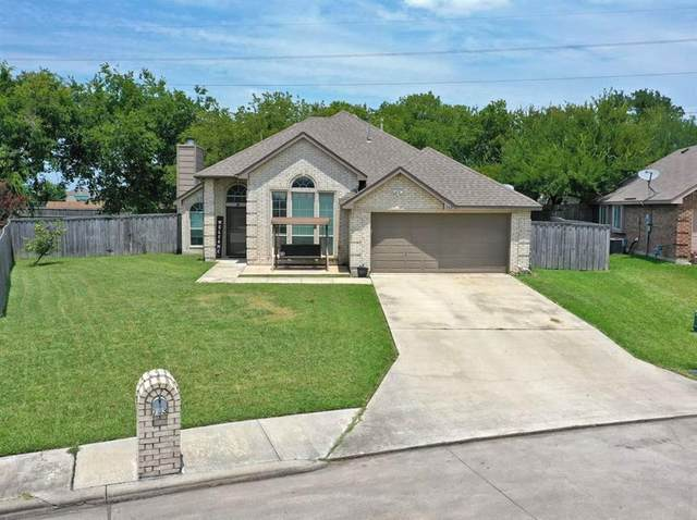 703 Valley Court, Royse City, TX 75189 (MLS #14636482) :: The Hornburg Real Estate Group