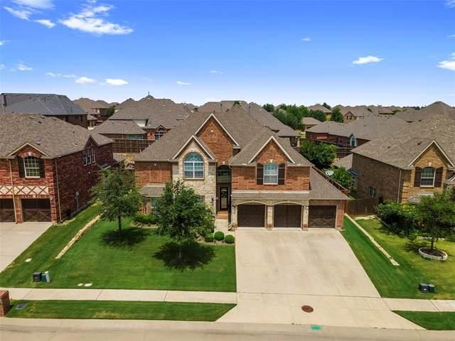 820 Twin Buttes Drive, Prosper, TX 75078 (MLS #14636486) :: Lisa Birdsong Group | Compass