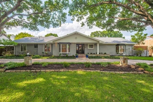 7609 Oakbluff Drive, Dallas, TX 75254 (MLS #14636487) :: The Mitchell Group
