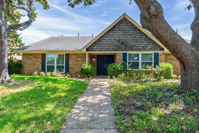 428 Fieldwood Drive, Richardson, TX 75081 (MLS #14636493) :: The Hornburg Real Estate Group