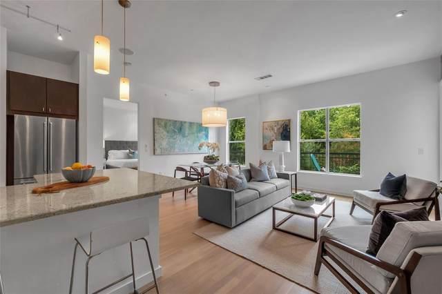2950 Mckinney Avenue #221, Dallas, TX 75204 (MLS #14636494) :: Front Real Estate Co.