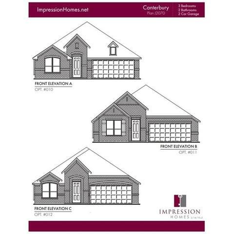14853 Nightmist Road, Aledo, TX 76087 (MLS #14636504) :: The Hornburg Real Estate Group