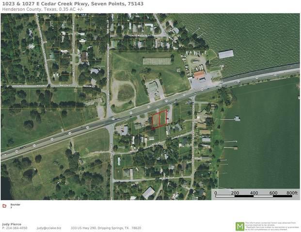 1023 E Cedar Creek Parkway, Kemp, TX 75143 (MLS #14636510) :: Frankie Arthur Real Estate