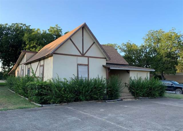 1203 W 5th Street, Clifton, TX 76634 (MLS #14636516) :: All Cities USA Realty