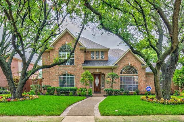 4512 Turnberry Court, Plano, TX 75024 (MLS #14636517) :: Russell Realty Group