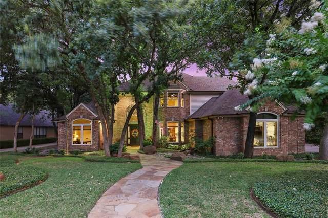40 Oak Forrest Circle, Denton, TX 76210 (MLS #14636530) :: Front Real Estate Co.
