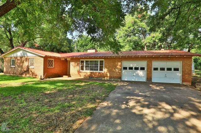 762 Westwood Drive, Abilene, TX 79603 (MLS #14636536) :: The Chad Smith Team