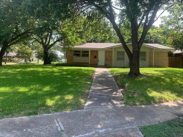 11607 Coral Hills Drive, Dallas, TX 75229 (MLS #14636542) :: The Krissy Mireles Team