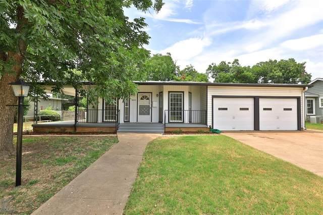 1802 Jeanette Street, Abilene, TX 79602 (MLS #14636552) :: Real Estate By Design