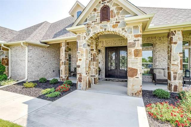 105 Jabez Court, Weatherford, TX 76087 (MLS #14636556) :: All Cities USA Realty