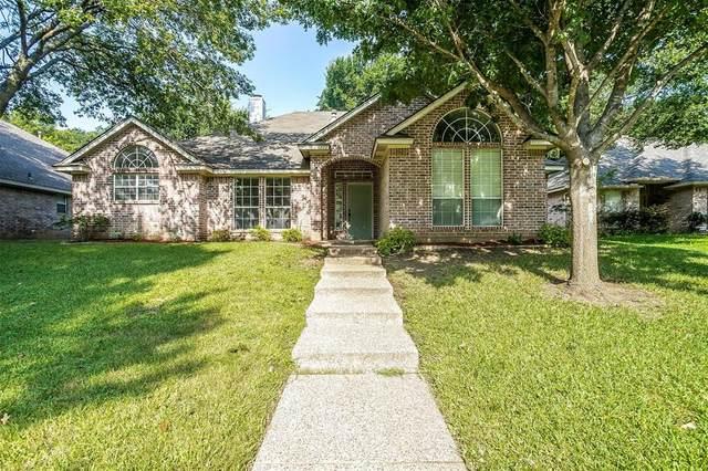 6022 Red Fern Drive, Arlington, TX 76001 (MLS #14636573) :: Real Estate By Design