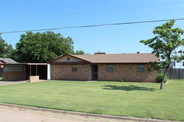 241 E I Street, Munday, TX 79637 (MLS #14636574) :: Real Estate By Design