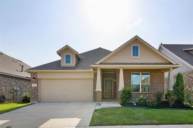 1601 Bunting Drive, Argyle, TX 76226 (MLS #14636575) :: Real Estate By Design
