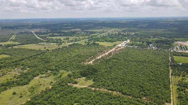 Lot 3 Hidden Ranch Lane, Perrin, TX 76486 (MLS #14636592) :: Real Estate By Design