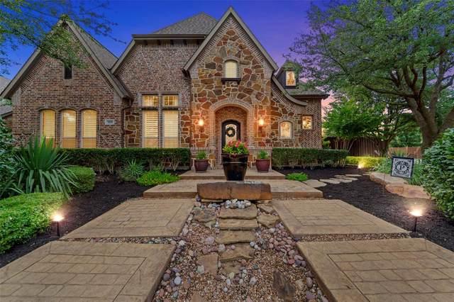 2133 Arches Park Drive, Allen, TX 75013 (MLS #14636603) :: The Chad Smith Team