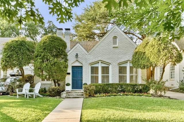 5135 Vanderbilt Avenue, Dallas, TX 75206 (MLS #14636609) :: Real Estate By Design