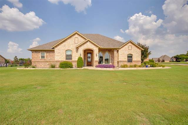 12050 Noelle Way, Fort Worth, TX 76179 (MLS #14636616) :: The Chad Smith Team