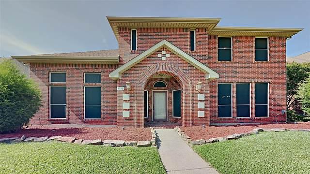 5713 Maidstone Drive, Richardson, TX 75082 (MLS #14636649) :: EXIT Realty Elite