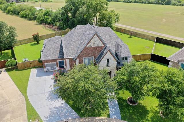 1102 Bradley Drive, Duncanville, TX 75137 (MLS #14636672) :: Real Estate By Design