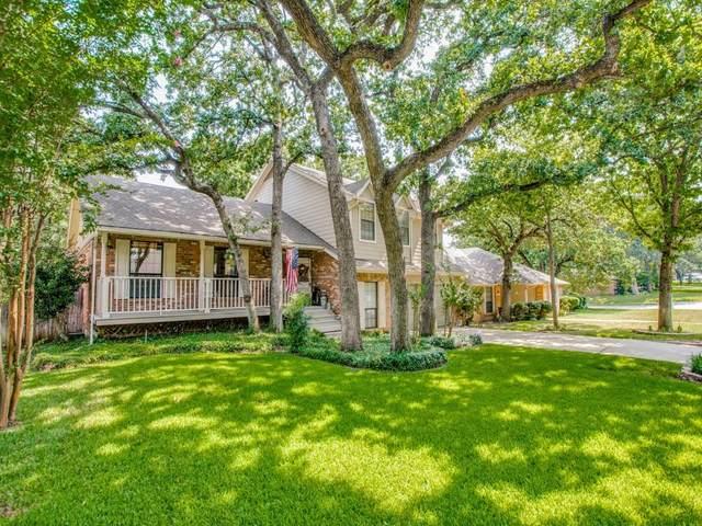3403 Mckamy Oaks Trail, Arlington, TX 76017 (MLS #14636674) :: Real Estate By Design