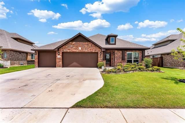 1329 Monticello Drive, Burleson, TX 76028 (MLS #14636679) :: Real Estate By Design