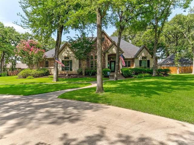 3600 Big Timber Lane, Granbury, TX 76049 (MLS #14636700) :: The Barrientos Group